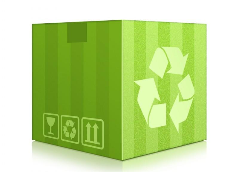 """快遞包裝變""""綠""""后,民眾擔憂可能漲價"""